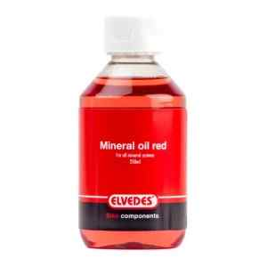 ACEITE MINERAL ROJO ELVEDES...