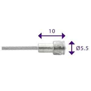 CABLE INOX FRE ELVEDES PERA...