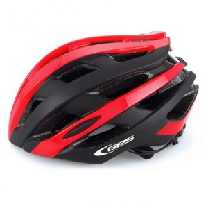 CASCO ICON-12 T-L, ROJO/NEGRO